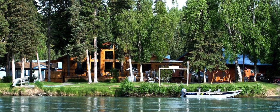 Alaska All Inclusive Lodges