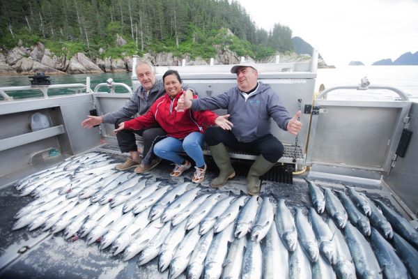 Alaska Fishing Trips - Hot Deals on Alaskan Fishing