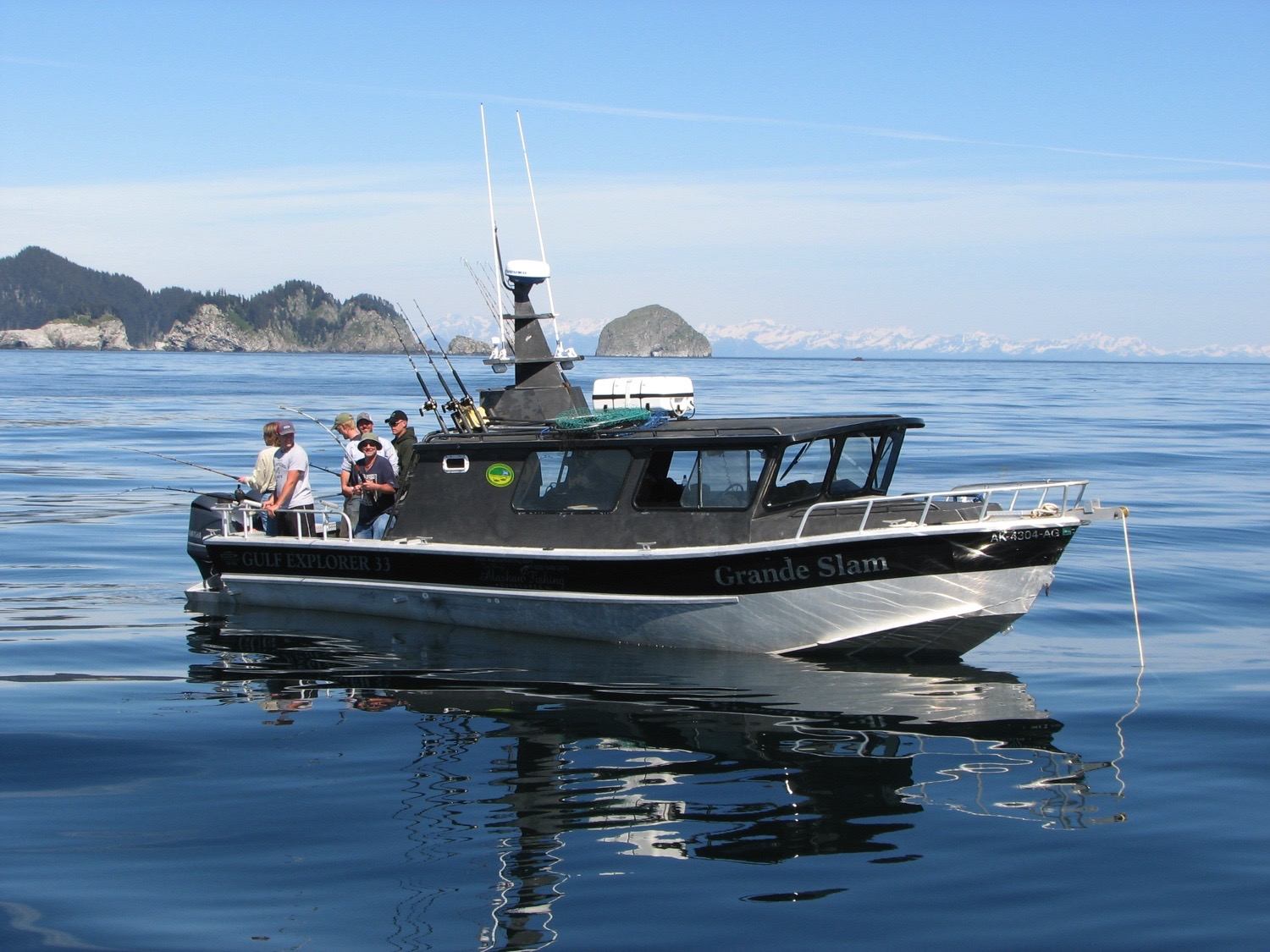 August 5 6 2 seats available alaskan fishing adventures for Alaska fishing adventures