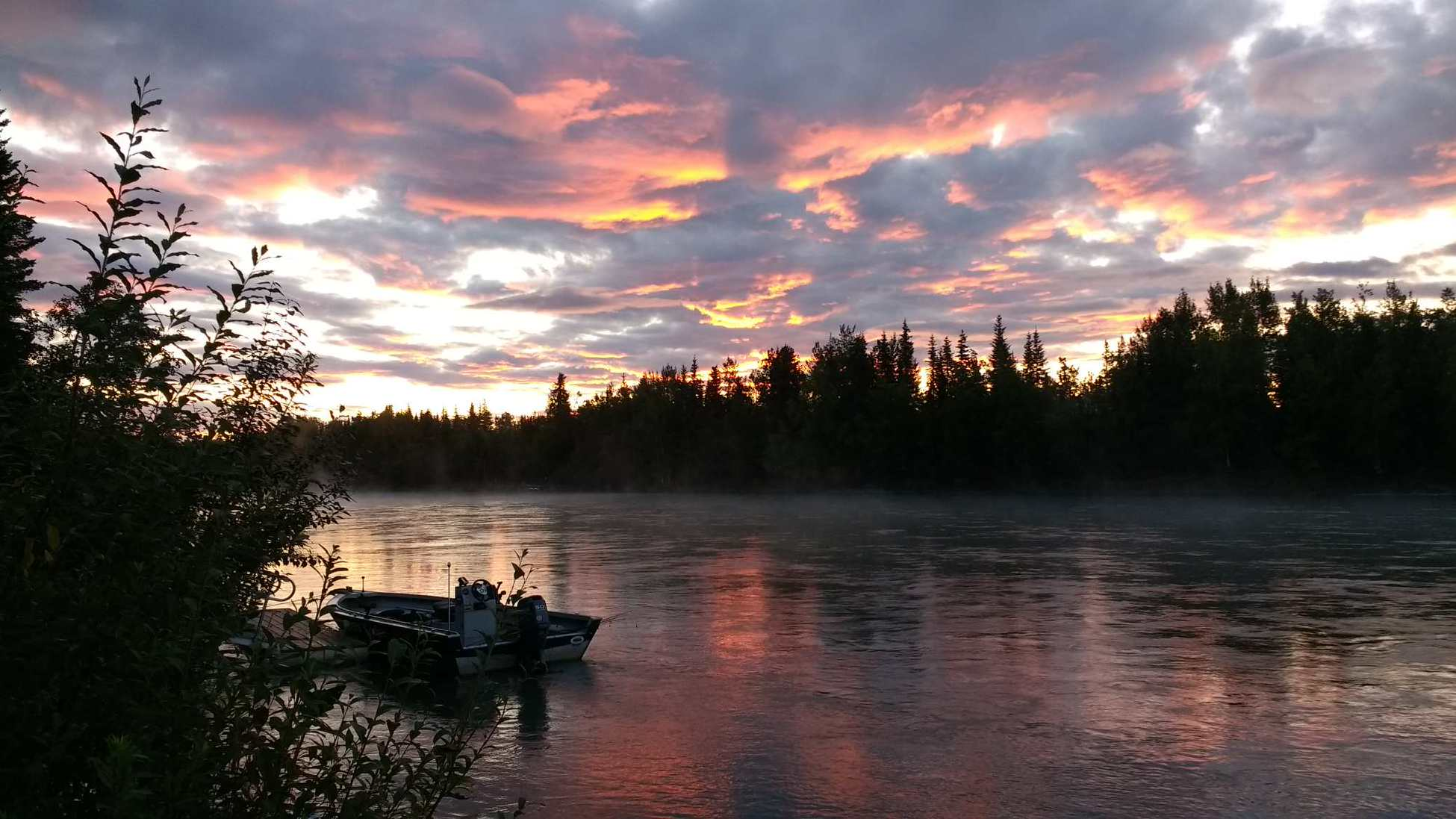 Freshwater trips alaskan fishing adventures for Alaska fishing vacation packages